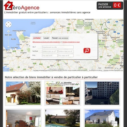 Immobilier entre particuliers